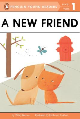 A New Friend By Blevins, Wiley